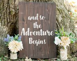 wedding quotes adventure adventure quote etsy
