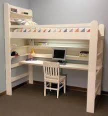 Diy Bed Desk Bunk Bed Desk Combo Plans Downloadable Pdf Desk Bed