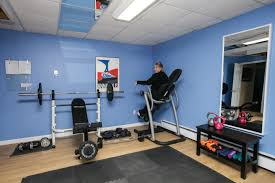 workout room ideas air quality in a basement gym or exercise room