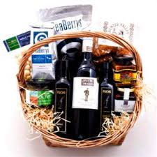 Christmas Basket Hunter Valley Classic Gourmet Gift Basket