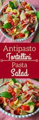 antipasto tortellini pasta salad modern honey