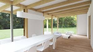 moderne houten woning schuurwoning bouwen