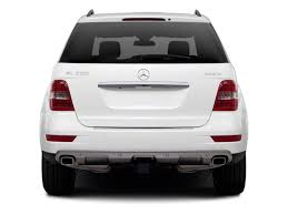 2010 mercedes benz m class price trims options specs photos