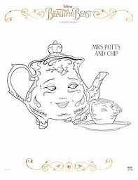 free beauty beast coloring pages free beauty