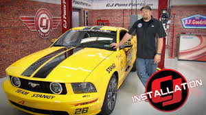 2005 ford mustang performance parts mustang gt ford racing handling pack assembled coupe 2005 2014