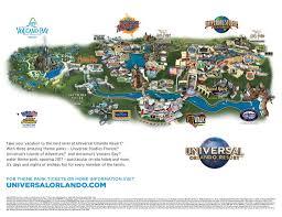 Map Of Universal Studios Universal Studios Resort Orlando Maplets