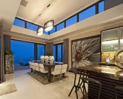 modern dining room ideas cool uk different funky area charming