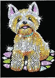 image detail for sequin spaniel sequin sequin craft