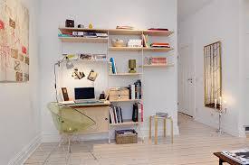 Compact Modern Desk by Ergonomics Simple Work Desk Contemporary Office Furniture Modern
