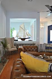 Coastal Home Interiors The Day Hometalk Visited My Home Celebrate U0026 Decorate