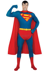 Morph Halloween Costumes Superman Morphsuit Ragstock