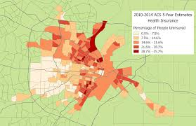 Zip Code Map St Louis by Know Your Region Health Insurance Community Builders Network Of
