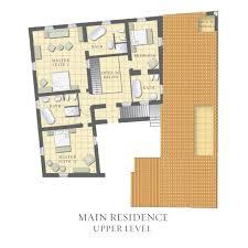 Winery Floor Plans by Casale Escaiole Castello Di Casole