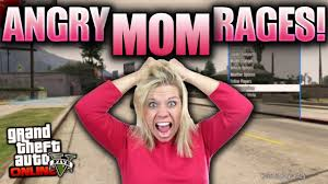 Angry Mom Meme - trolling angry mom online gta 5 online trolling youtube