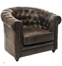fauteuil bureau chesterfield fauteuil chesterfield cuir occasion bureau fauteuil bureau