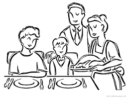thanksgiving cooked turkey coloring pages getcoloringpages com