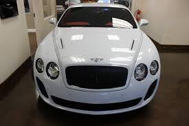 bentley sport coupe used 2010 bentley continental supersports stock p3260 ultra