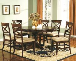 Dining Room Set Only Topaz Cherry Dining Room Set Wo Dtc24866s