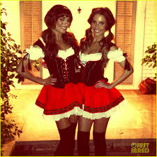 lea michele reveals halloween costume photo 2981788 2013