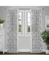 Sheer Metallic Curtains Metallic Sheer Curtains At Low Prices