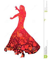 young woman flamenco dancer stock photos image 31722153