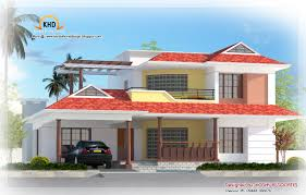 Kerala Home Design Blogspot by Nice Duplex House Elevation Kerala Home Design House Plans 56013