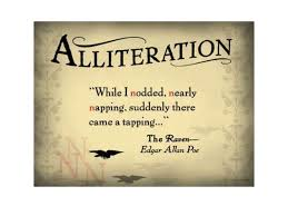 resume layouts exles of alliteration in the raven while i nodded nearly napping suddenly there came a tapping