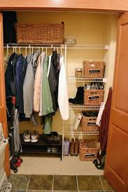 17 best hall coat closet organization images on pinterest coat