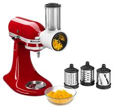Kitchen Stand Mixer by New Attachments Help Make Kitchenaid Stand Mixer A True U201cculinary