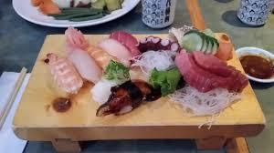 hana japanese cuisine sushi sahimi dinner picture of niwano hana japanese restaurant