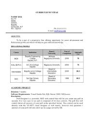 Sample Resume For Fresh Graduate Civil Engineering by Sample Resume 4 For Fresh Engineering Graduates