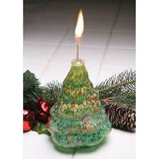 Paraffin Lamp Oil Walmart by Glass Christmas Tree Oil Lamp Decoration Walmart Com