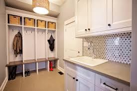 Laundry Room And Mudroom Design Ideas - mudroom laundry room contemporary laundry room madison