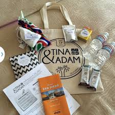 wedding welcome bags contents how to create the best welcome bag for your wedding shaadi bazaar