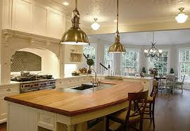 Big Kitchen Islands The Island Kitchen Design Trend Here To Stay Simplified Bee