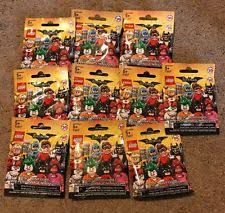Lego Blind Packs Lego Minifigures Series 17 The Batman Movie Mystery Pack Ebay