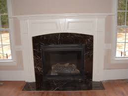 best gas fireplace with mantel new home design