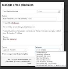 scheduleonce reschedge request candidate availabilit