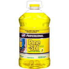 can i use pine sol to clean wood cabinets pine sol professional 144 oz lemon fresh multi surface