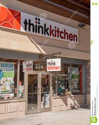 think kitchen outlet editorial photo image 67924786