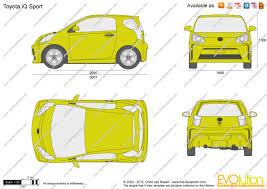 Online Blueprints by Nice Online Blueprint 5 2008 Toyota Iq Sport Jpg House Plans