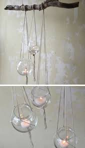 Tree Branch Candle Holder 27 Diy Rustic Decor Ideas For A Cozy Home Homesthetics
