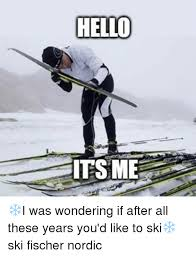 Ski Meme - image result for cross country ski meme skiing pinterest cross