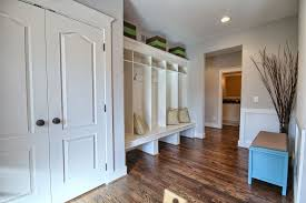 traditional mud room with hardwood floors by zillow