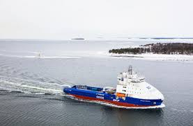 arctech helsinki shipyard holds naming ceremony for second arctic
