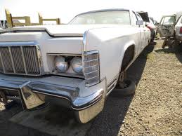 junkyard find 1976 lincoln continental town car the truth about