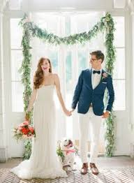 wedding arch garland these floral wedding dresses major flower power