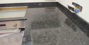 Granite Kitchen Tops Grey Granite Kitchen Interiors Design