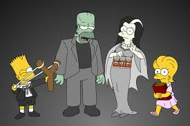 Simpsons Treehouse Of Horror I - treehouse of horror i watch online part 21 s 12 e 01 treehouse