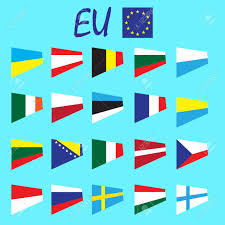 Europe Country Flags European Union Country Flags Member States Eu Europe Countries